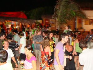 Mancora Nightlife